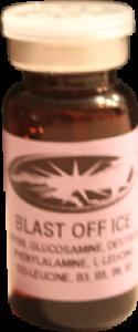 blast off ice